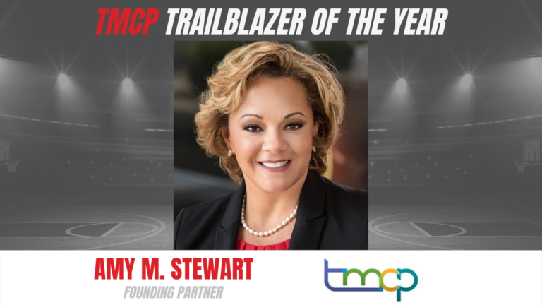 Amy M. Stewart Honored with TMCP's Trailblazer of the Year Award
