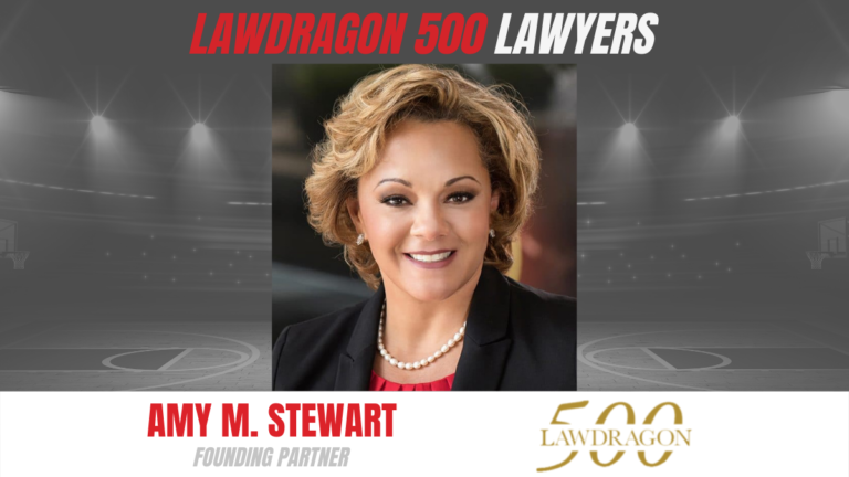 Amy M. Stewart Named to Lawdragon 500 Leading U.S. Corporate Employment Lawyers