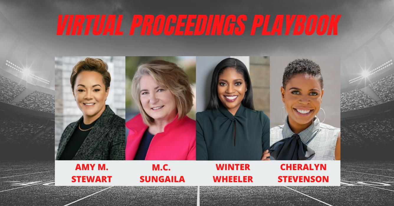 Virtual Proceedings Playbook