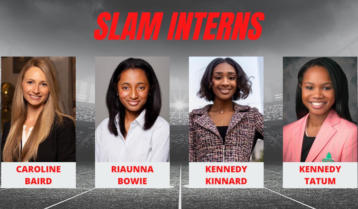 Week Three: S.L.A.M. Intern Playbook