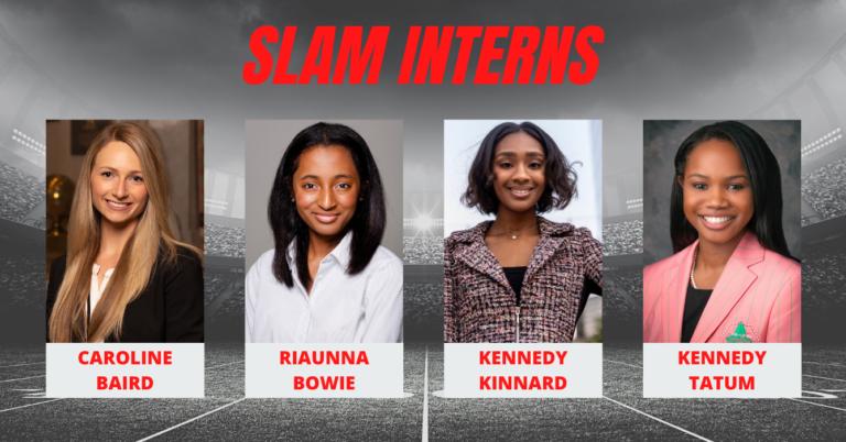 Week Six: S.L.A.M. Intern Playbook